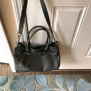 Michael Kors grey handbag